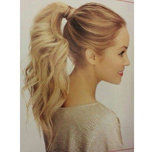 French Braid Pigtails Liked On Polyvore Featuring Hair And