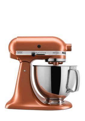 Kitchenaid Artisan Stand 5 Qt Mixer Ksm150 Copper Pearl One