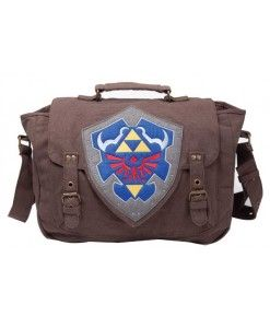 e6cebb46a35 Zelda: Into the Wild Messenger Bag | LoZ love | Bags, Legend of ...