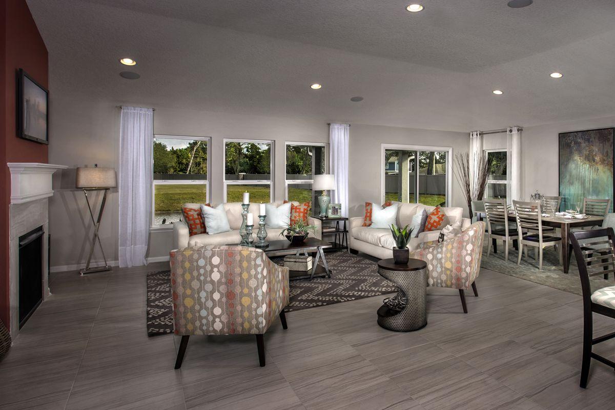 Egrets Cove A Kb Home Community In Jacksonville Fl Jacksonville Best Dining Room Furniture Jacksonville Fl Design Inspiration