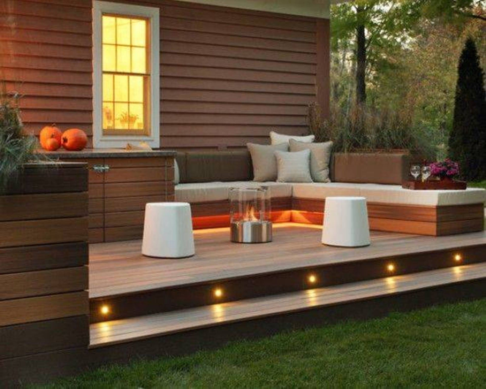 Home Accecories 1000 Ideas About Low Deck Designs Pinterest Low