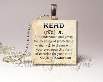 Read necklace pendant dictionary definition antique jewelry book books read necklace pendant dictionary aloadofball Choice Image