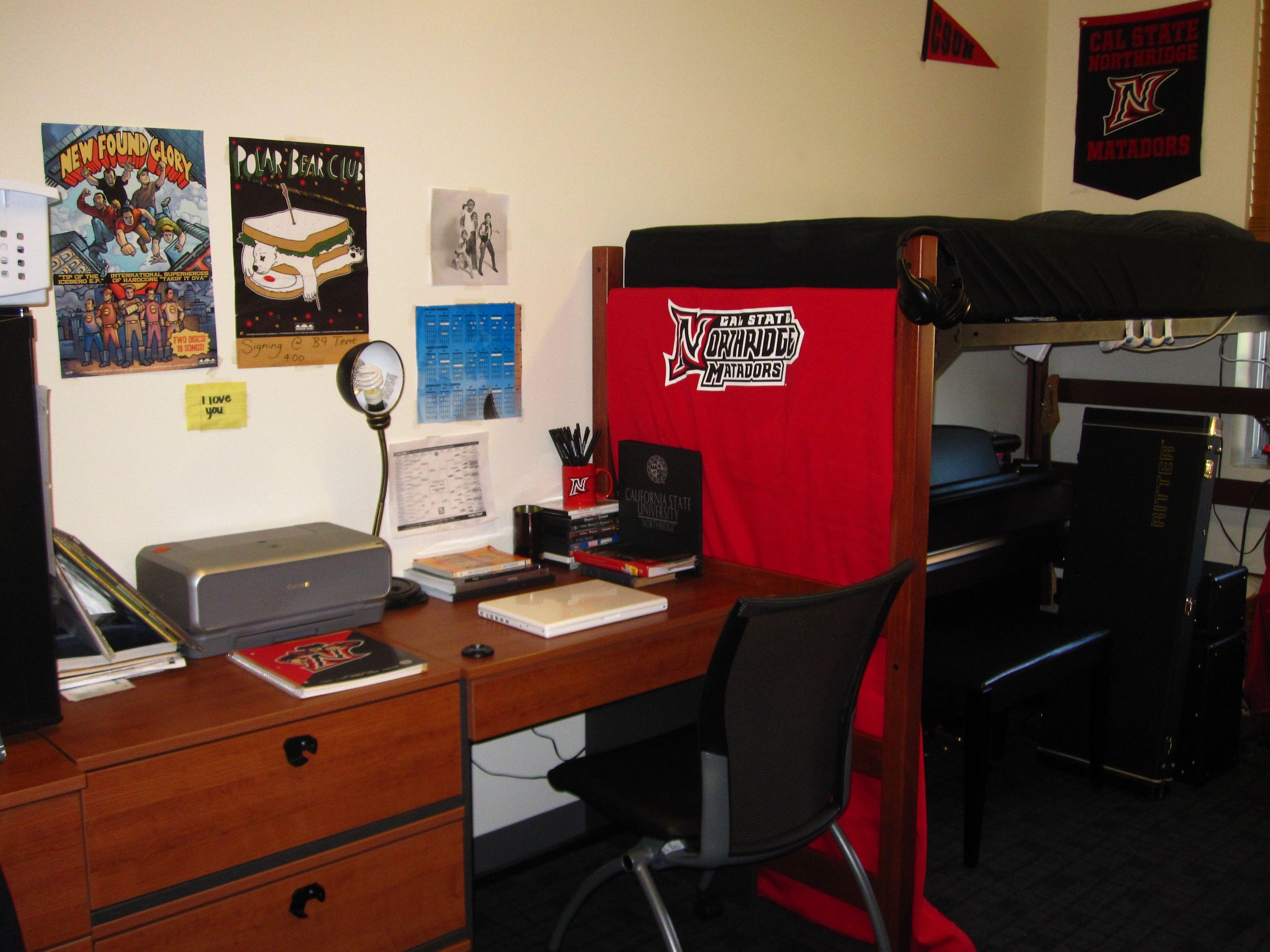 dorm room gear