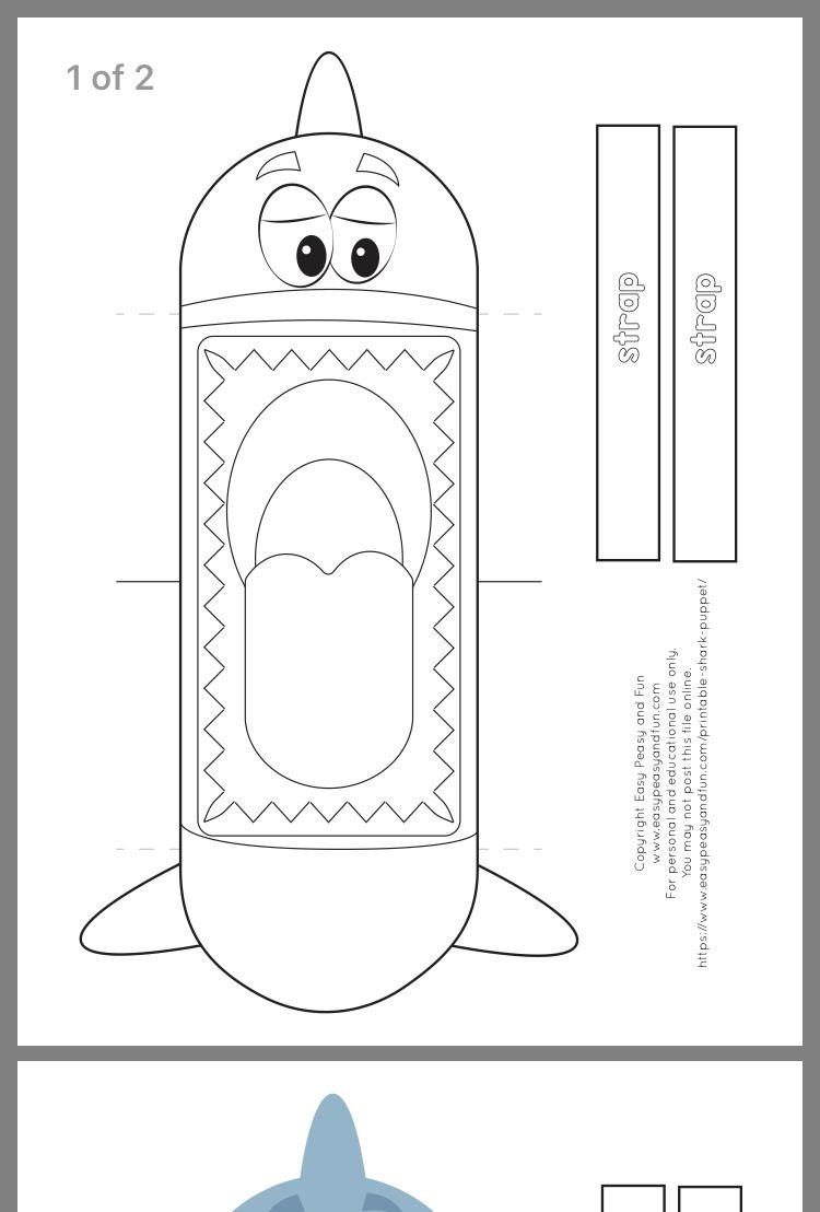 Imagem de Fantoches de saco de papel por Lilia Ruiz de Chavez em ...
