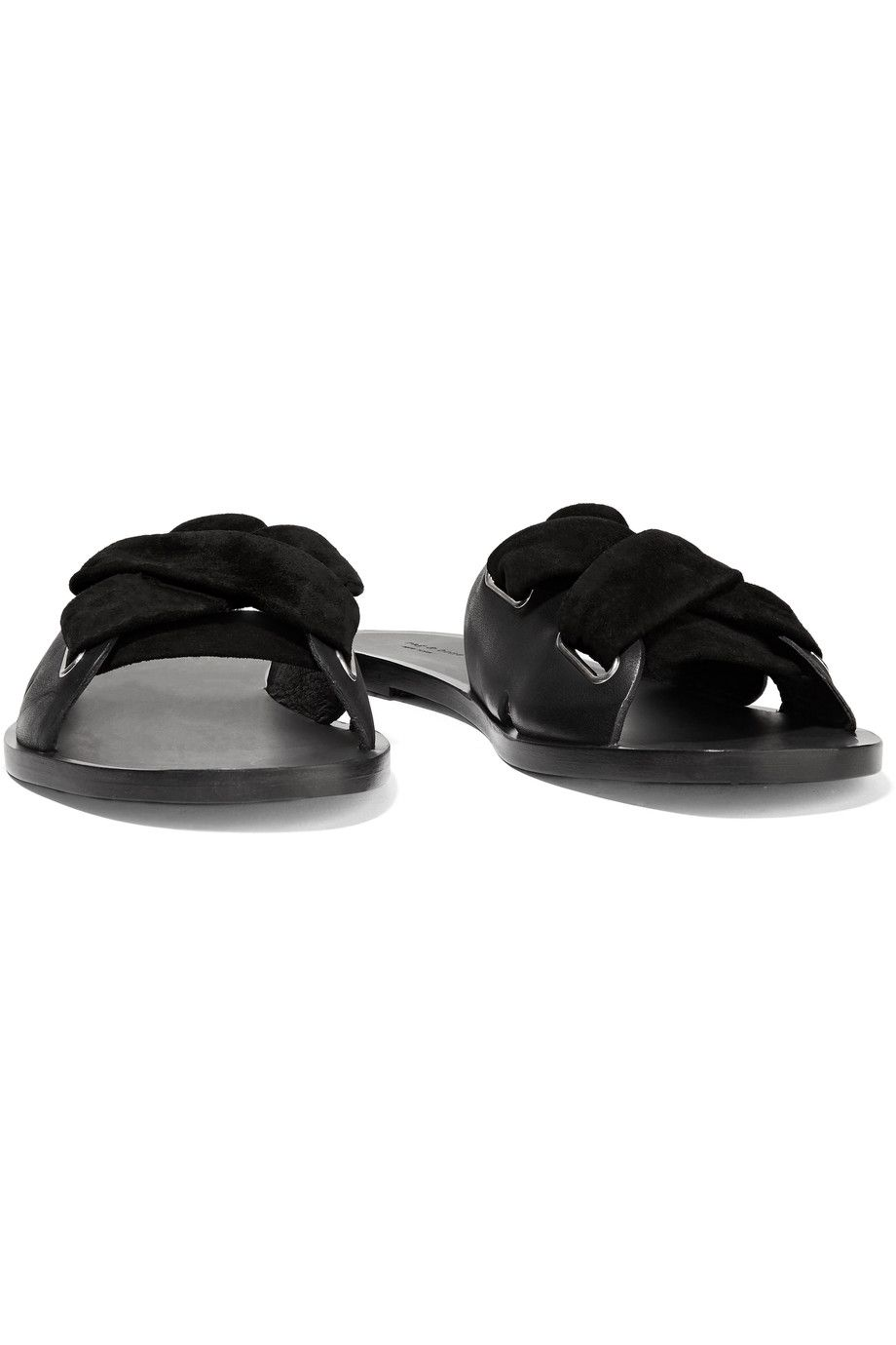 Rag and Bone Rag & Bone Leather Nora Sandals VuVQCPR