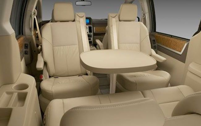 How The Grand Caravan S Seating Features Have Evolved With Images