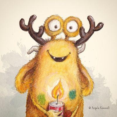 Loni lacht! – Das Glücksbuch mit dem Pumpf #XMAS #Weihnachten