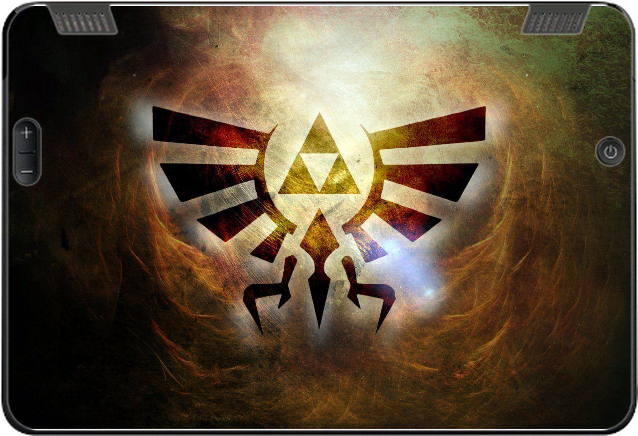 Zelda Symbol Design Print Image Kindle Fire Hdx 7 Vinyl Decal