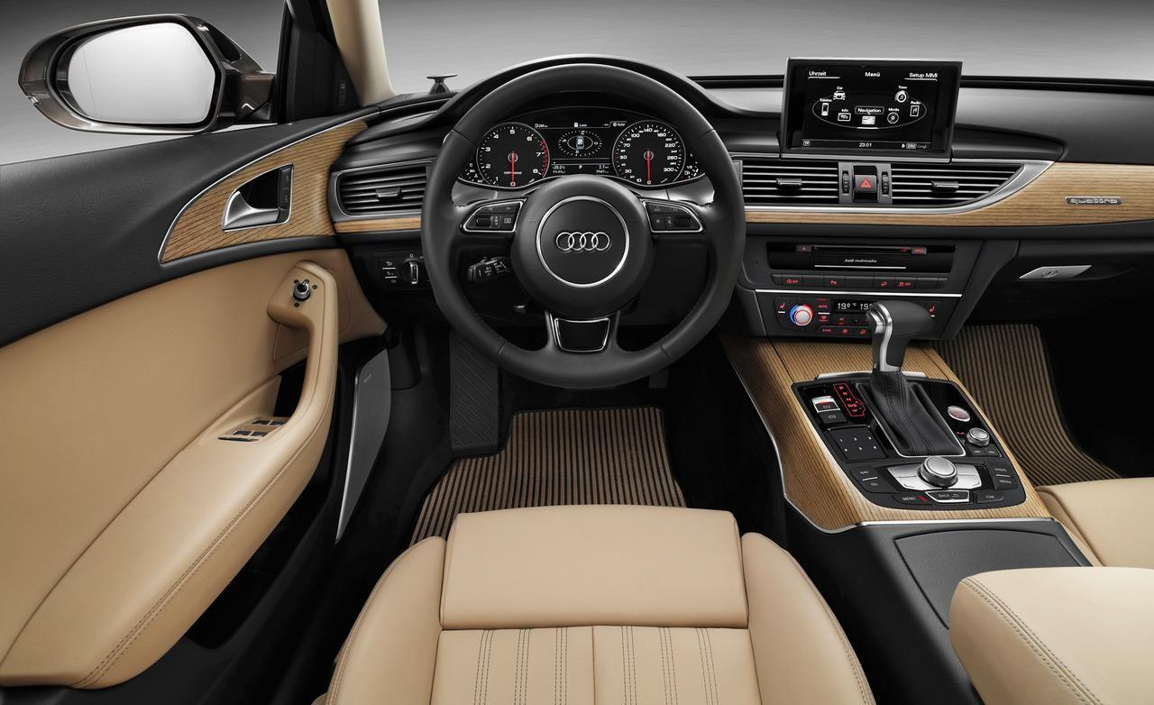 2013 Audi A6 Allroad Quattro Interior Dashboard New Cars Audi