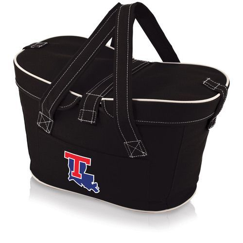 Louisiana Tech University Bulldogs Mercado Basket - Black