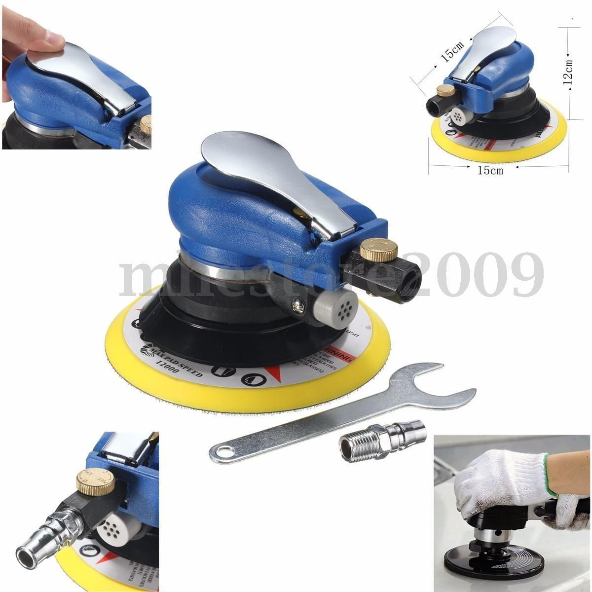 Top 5 Best Random Orbital Sander Reviews Best Random Orbital Sander Air Sanders Vacuums