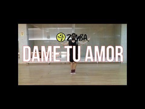 Zion Y Lennox Dame Tu Amor Zumba Reggaeton Amor