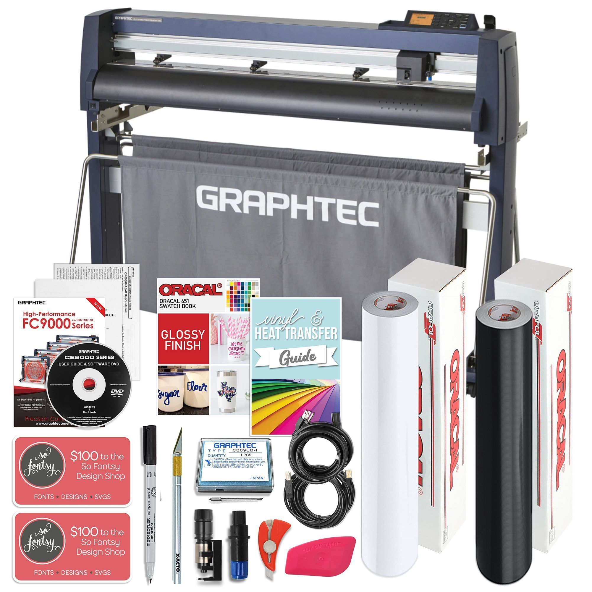 Pin On Graphtec Vinyl Cutters