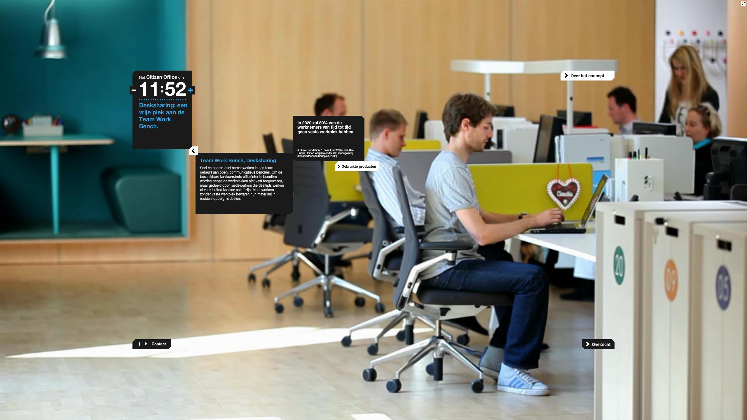 citizen office concept. Citizen Office Concept Y