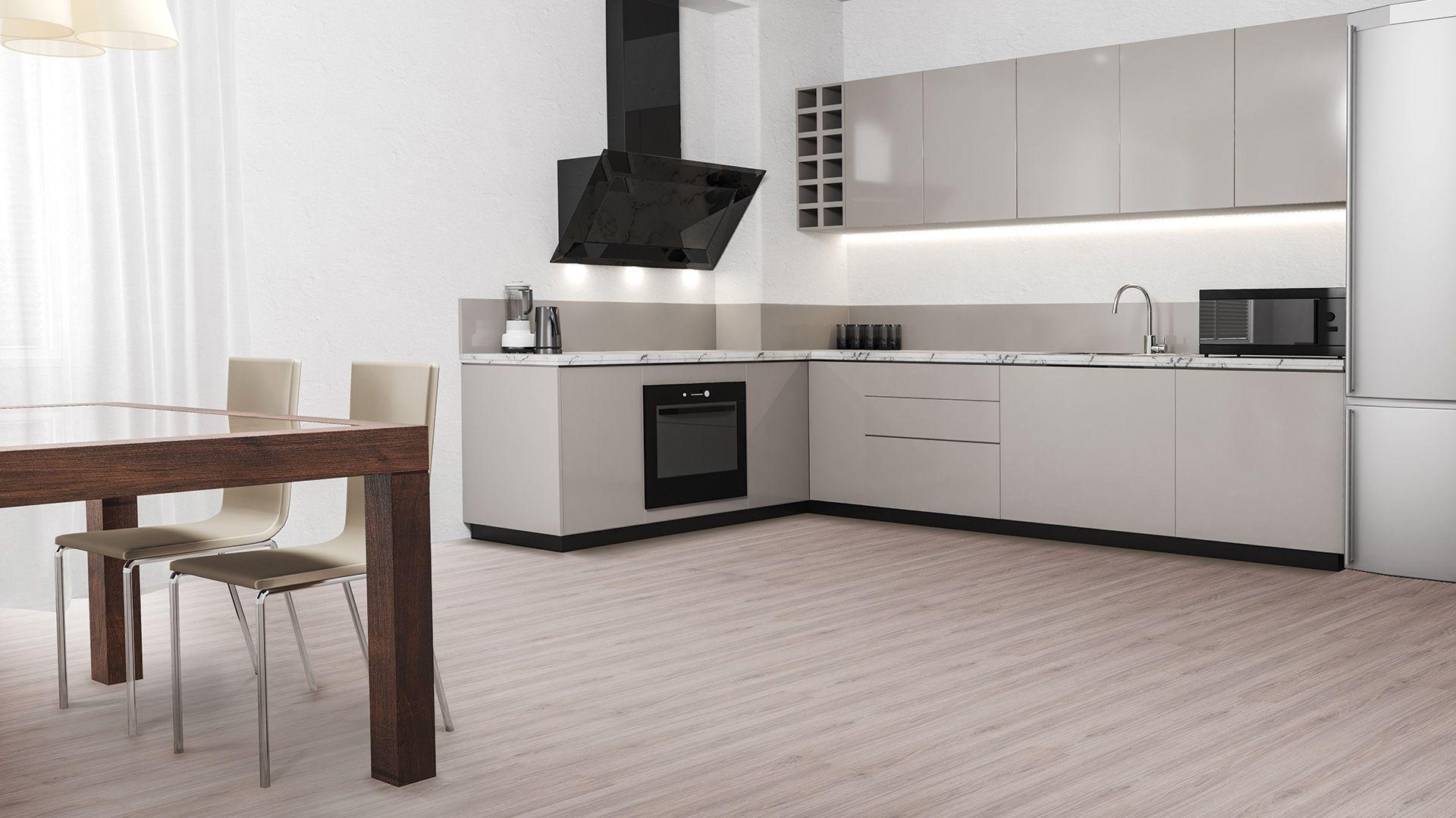 Latte Oak 8Mm Ac3 Laminate Flooring 1205Mmx197Mm 2555 Sqftbox
