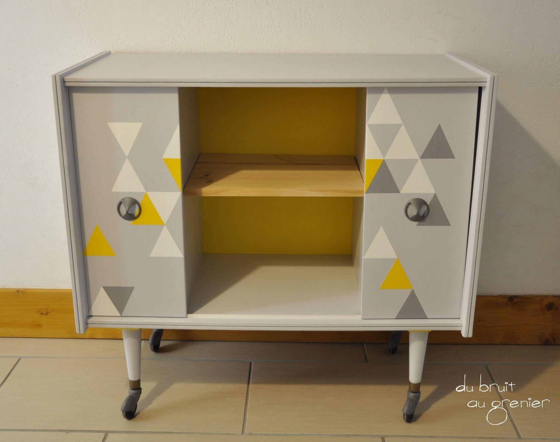 petit meuble vintage pinterest petit meuble meuble vintage et le bar. Black Bedroom Furniture Sets. Home Design Ideas