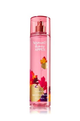 Vermont Honey Apple Fine Fragrance Mist - Signature Collection - Bath & Body Works