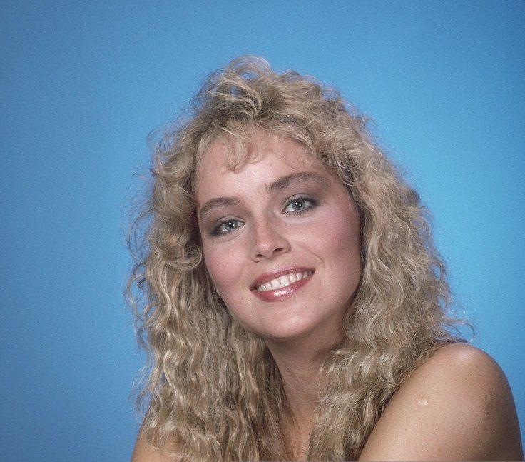 Sharon Stone On Bay City Blues 1983 Sharon Stone Real Beauty Hot Blondes