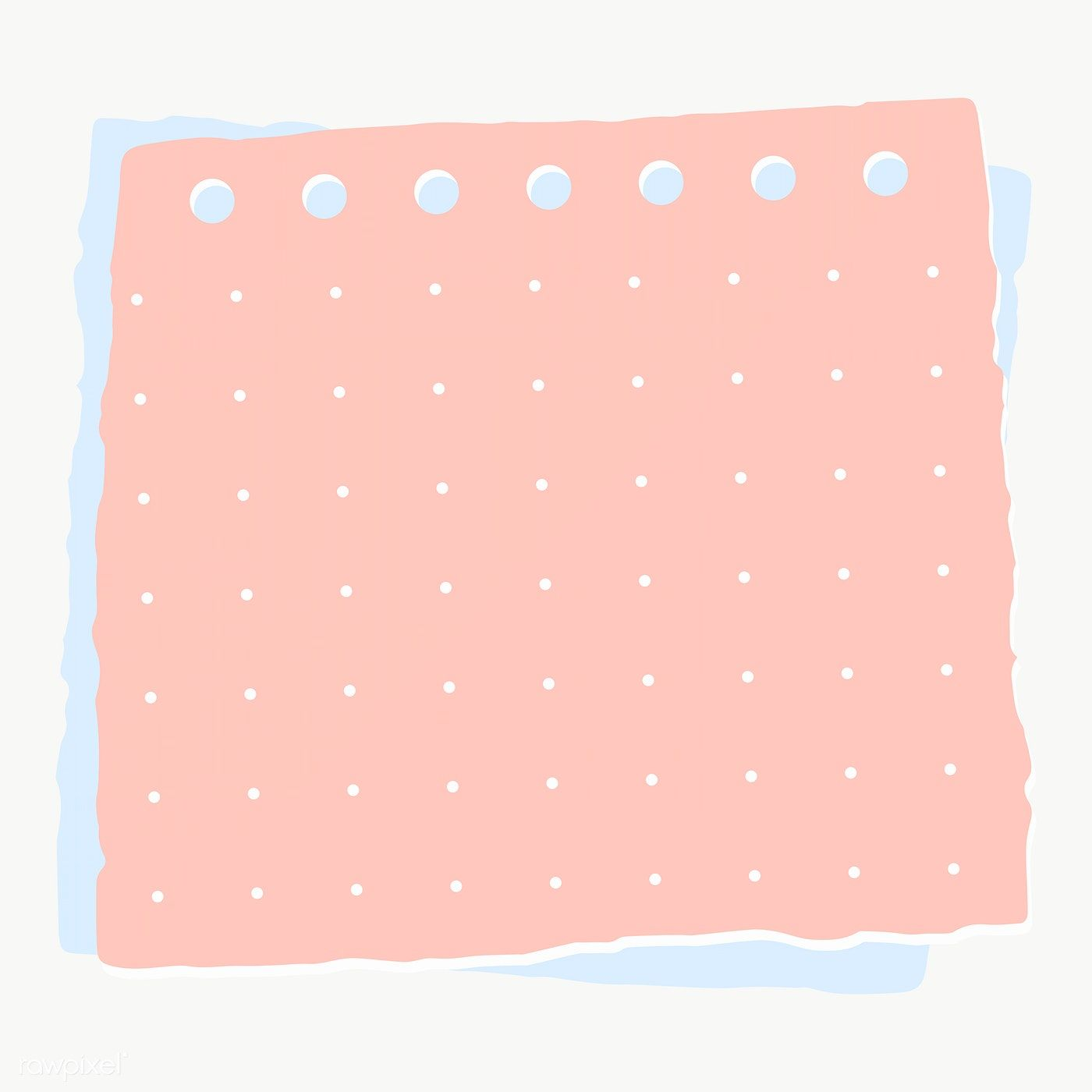 Pink Square Paper Note Social Ads Template Transparent Png Free Image By Rawpixel Com Manotang Note Paper Overlays Transparent Square Paper