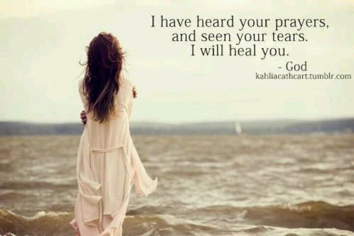 Prayer Quotes Gods Healing Power Pinterest Gods Healing Power Inspirational Quotes God Healing