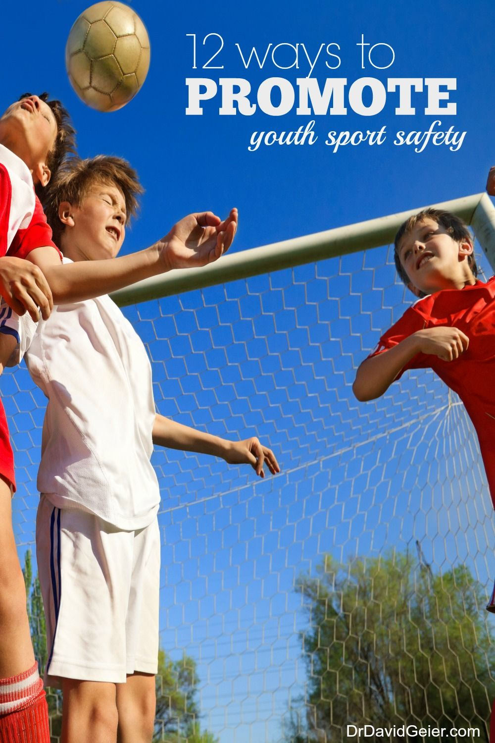 12 ways we all can help promote youth sports safety from