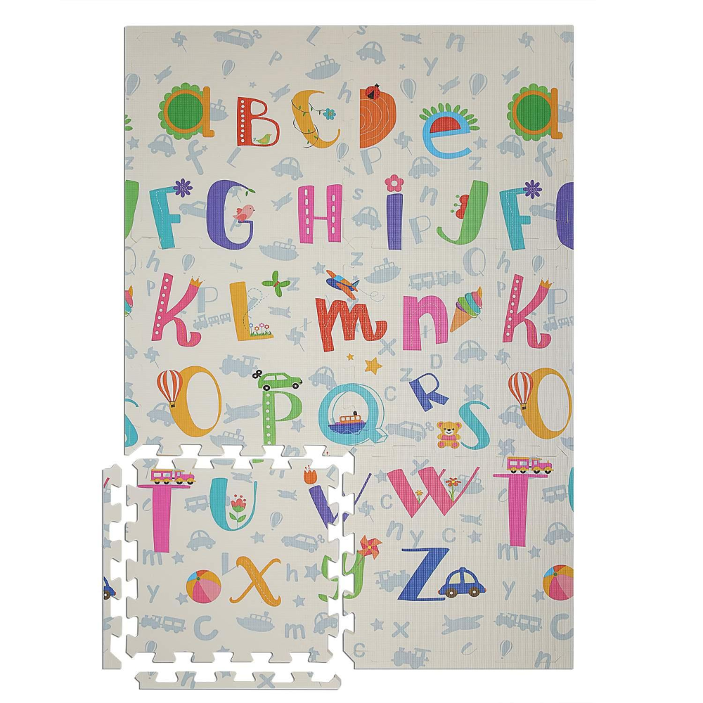 Free 2 Day Shipping Buy Baby Kids Play Mat Crawling Mat Foaming Mat Picnic Cushion With Two Sides Playing Playmats A In 2020 Altered Book Art Art Journal Kids Playmat