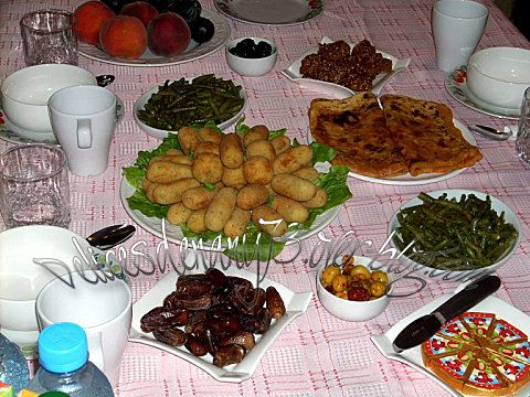 اقتراح 2 لمائدة فطور رمضان شهيوات ناني Gathering How To Plan