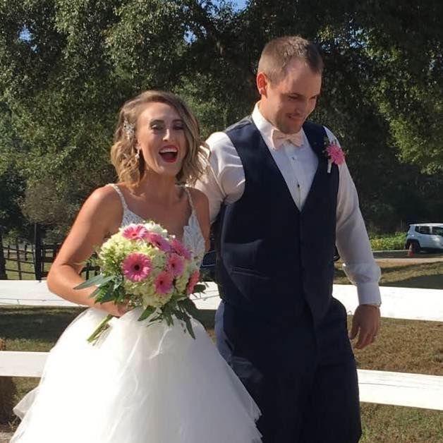 Simpson's Real Bride, Mrs. Macy Altman, Wearing Allure