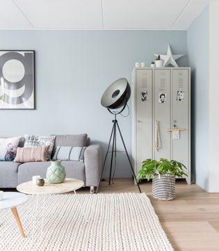INSPIRATIE * Een studiolamp staat super in je woonkamer! Shop een ...