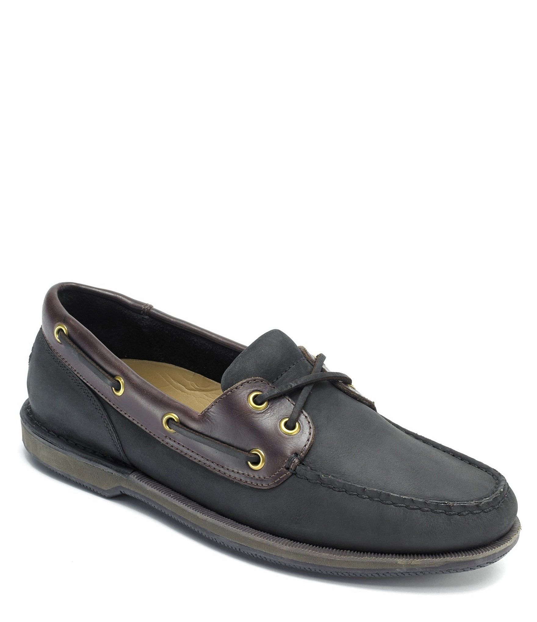 Rockport Men's Perth Casual Boat Shoes –  14N – bebes
