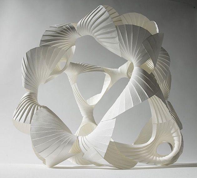 Aufwendige Papier-Skulpturen von Richard Sweeney | Kunst ...