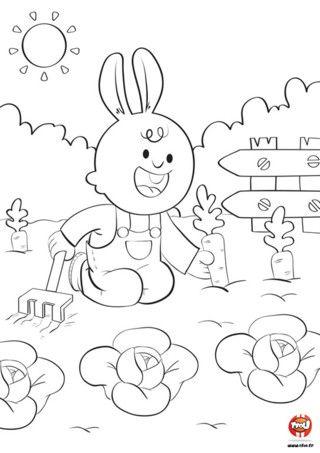 Photos coloriage jardin potager page 3 coloriage du - Dessin de potager ...