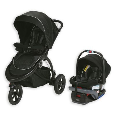 Graco® Trailrider™ Jogger Travel System in Comet™ | Baby ...