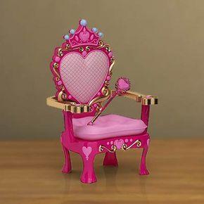 Etonnant Disney Princess Throne Chair   Google Search
