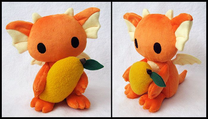 Mmm... Mango by *melkatsa on deviantART