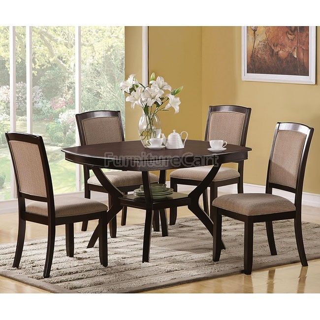 Memphis Rounded Dinette Coaster Furniture Cheap Dining Room Sets Square Dining Table Set Dining Room Sets Cheap dining table and chairs set