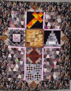 Anita Rancher Rita Suzanne S Coffin Quilt Picture Quilts Quilts Coffin