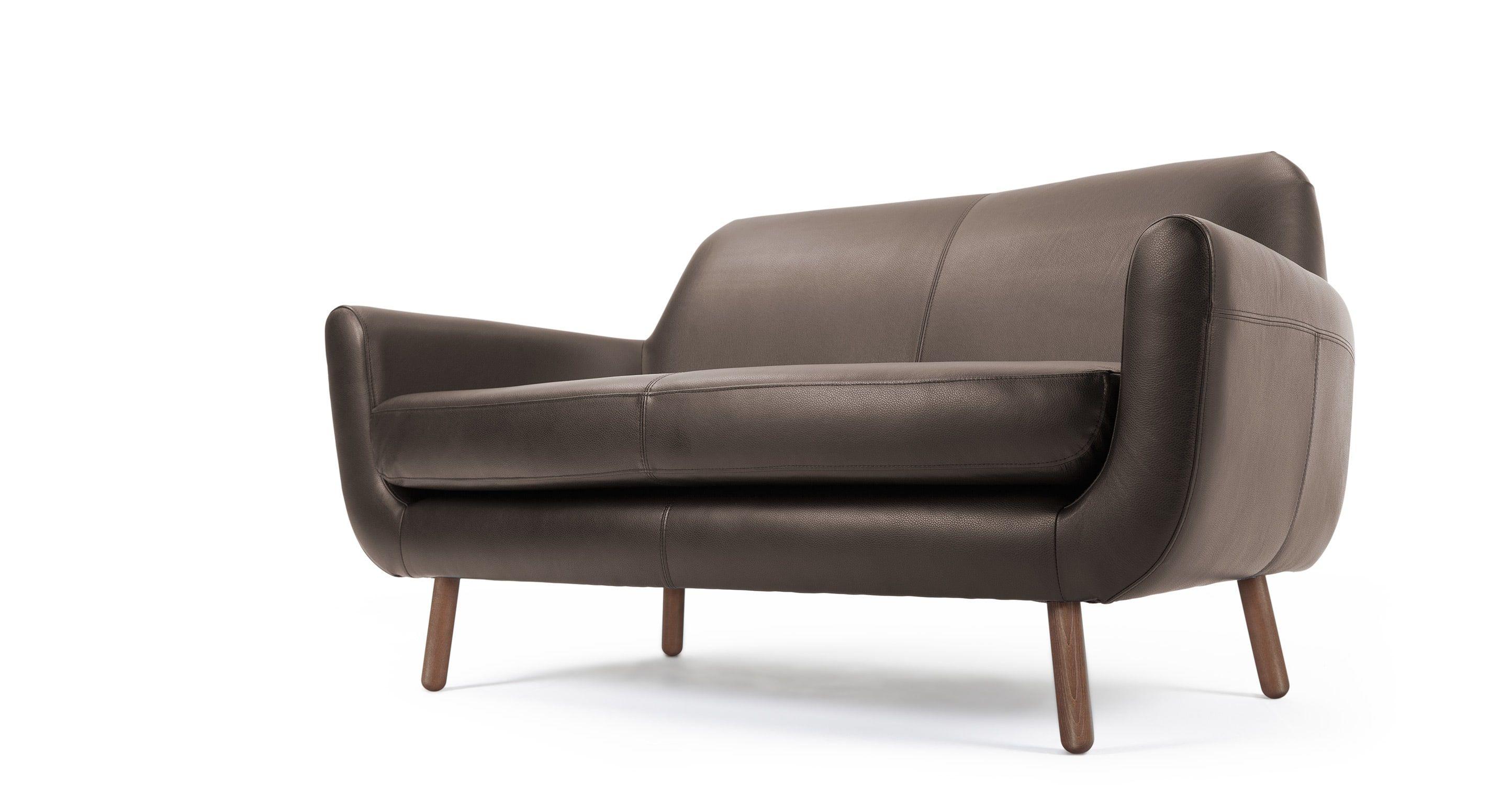 Schön Couch Braun Leder Das Beste Von