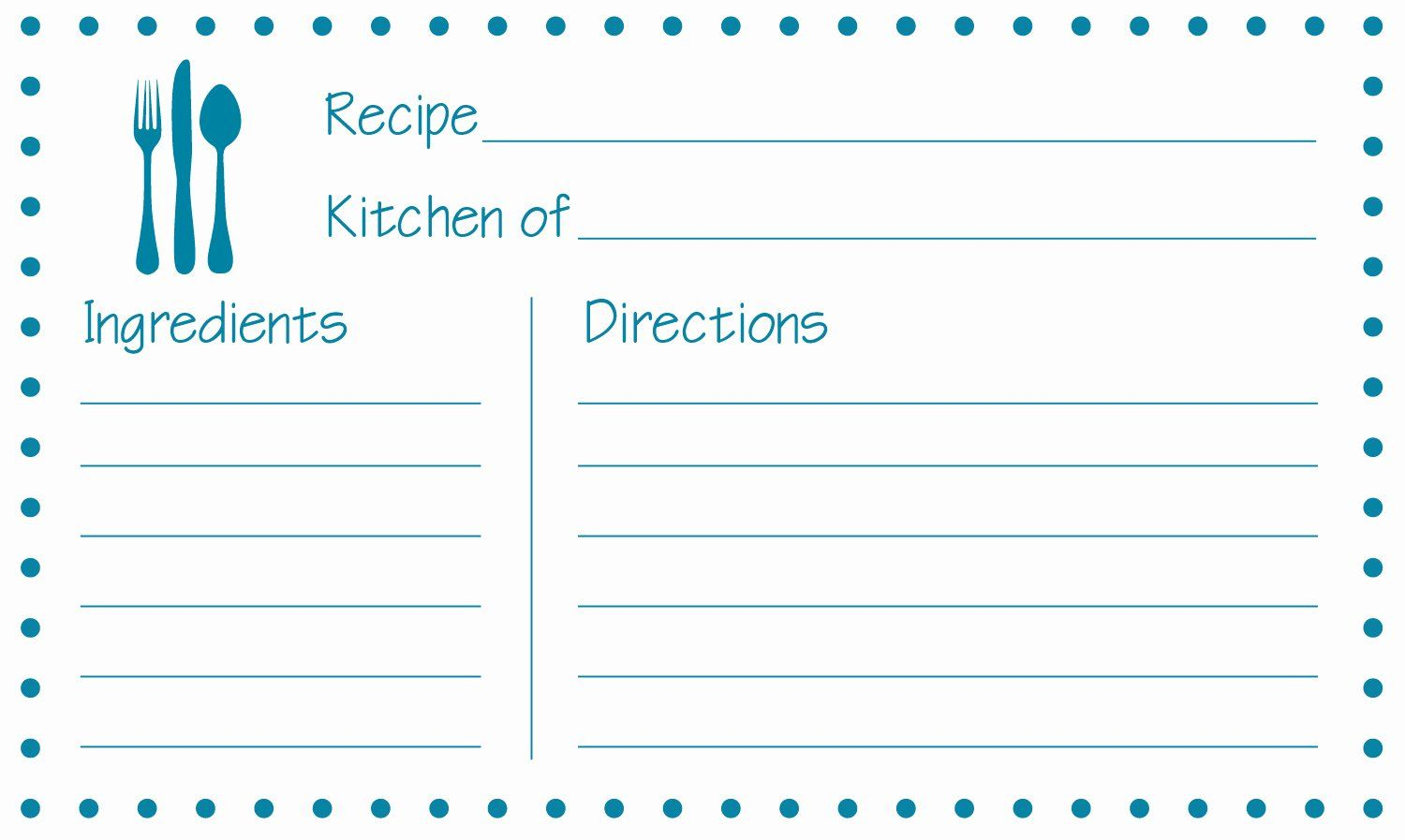 Free Editable Recipe Card Templates For Microsoft Word Luxury Free Printable Recipe Cards Recipe Cards Template Recipe Cards Printable Free Card Templates Free