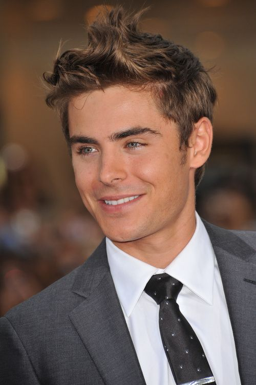 Awesome 10 Hottest Zac Efron Hairstyles 2016