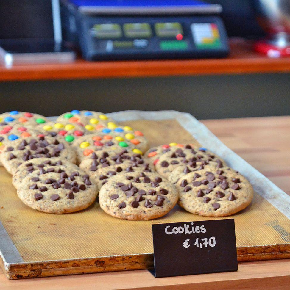 Das Café Morcolade In Bornheim Ist Nicht Nur Eine Gemütliche Und Leckere  Anlaufstelle Für Kuchen.