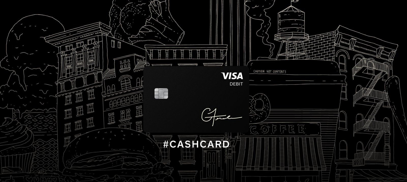 Square's personalized prepaid card is available to