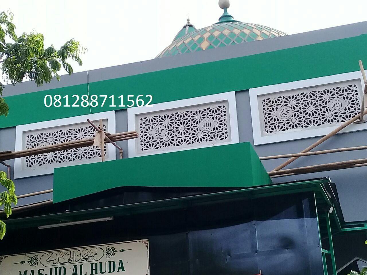 Pin di harga krawangan masjid