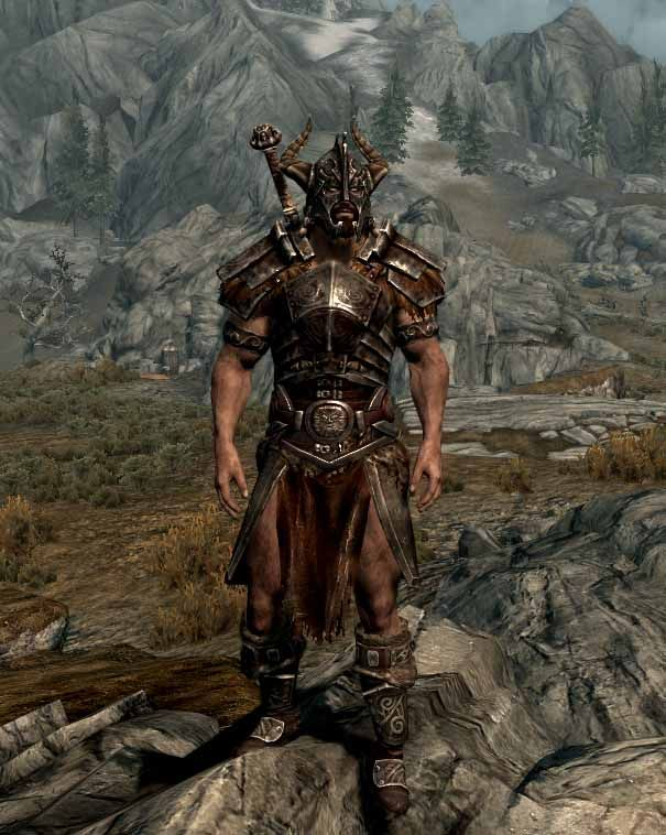 Nord Armor remake at Skyrim Nexus - mods and community