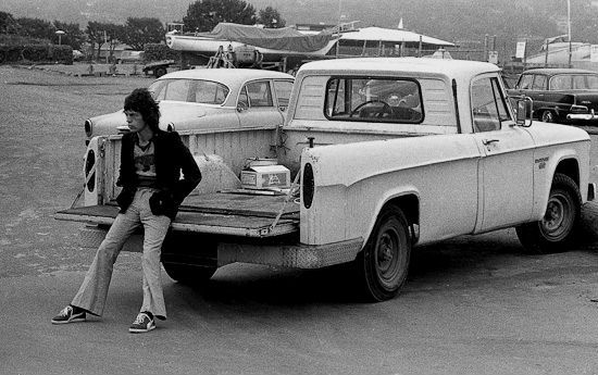 Mick Jagger ´72