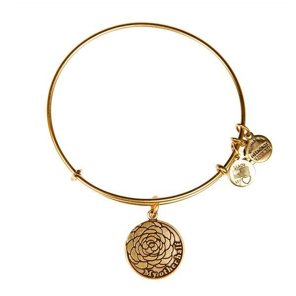 My Other Half Charm Bracelet Alex And Ani Jewelry Pinterest