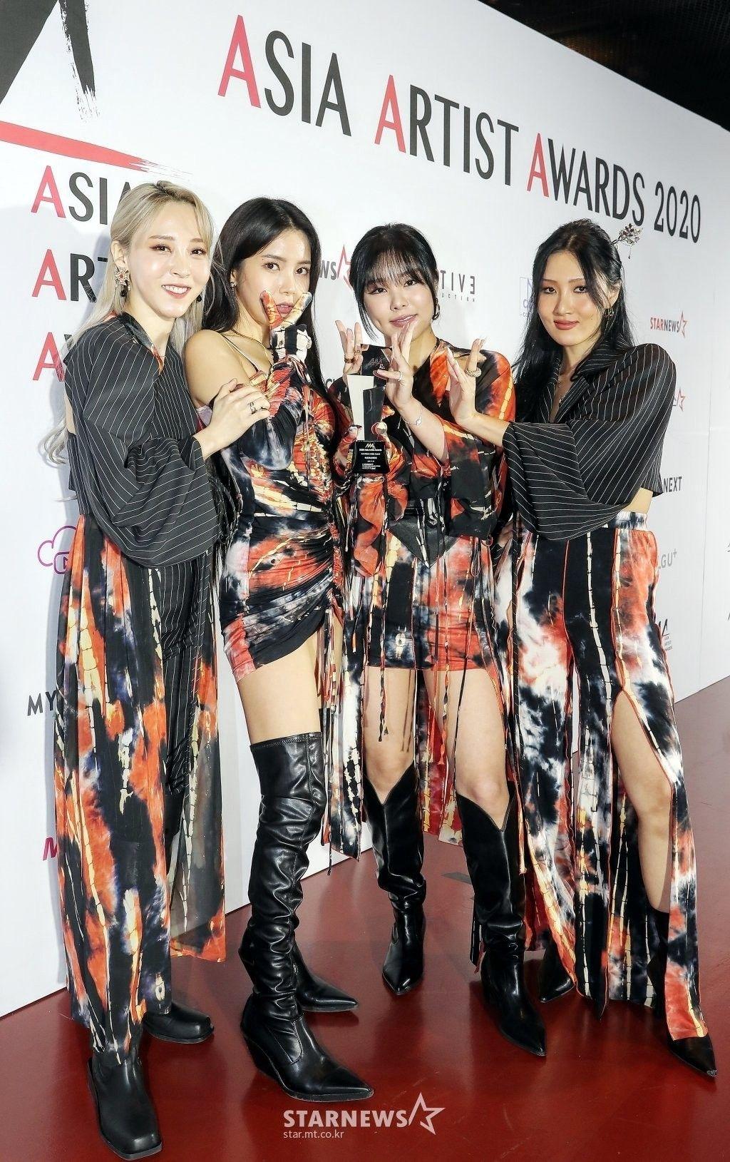 201128 Asia Artist Awards Em 2020