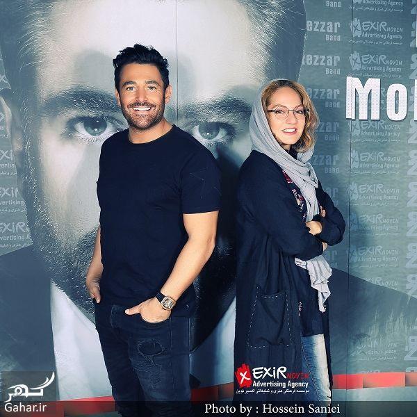 عکس های جدید مهناز افشار در کنار محمدرضا گلزار با ژست های متفاوت Iranian Actors Actors Celebrities