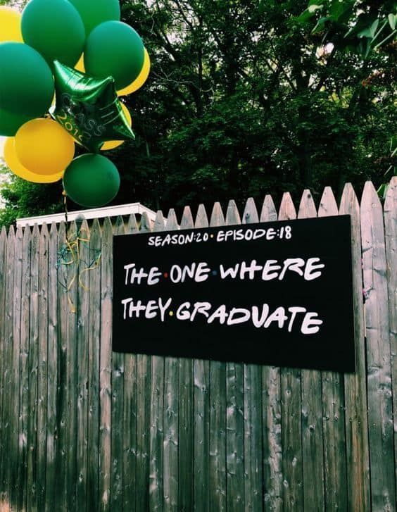 8 Things NOT To Do At Your Graduation Party