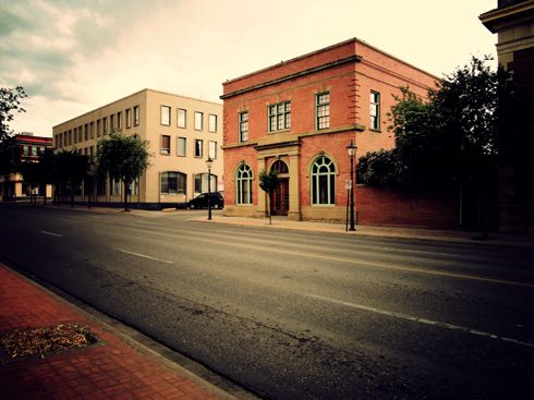 Cypress Club of Medicine Hat.  A photo set of this historic landmark.